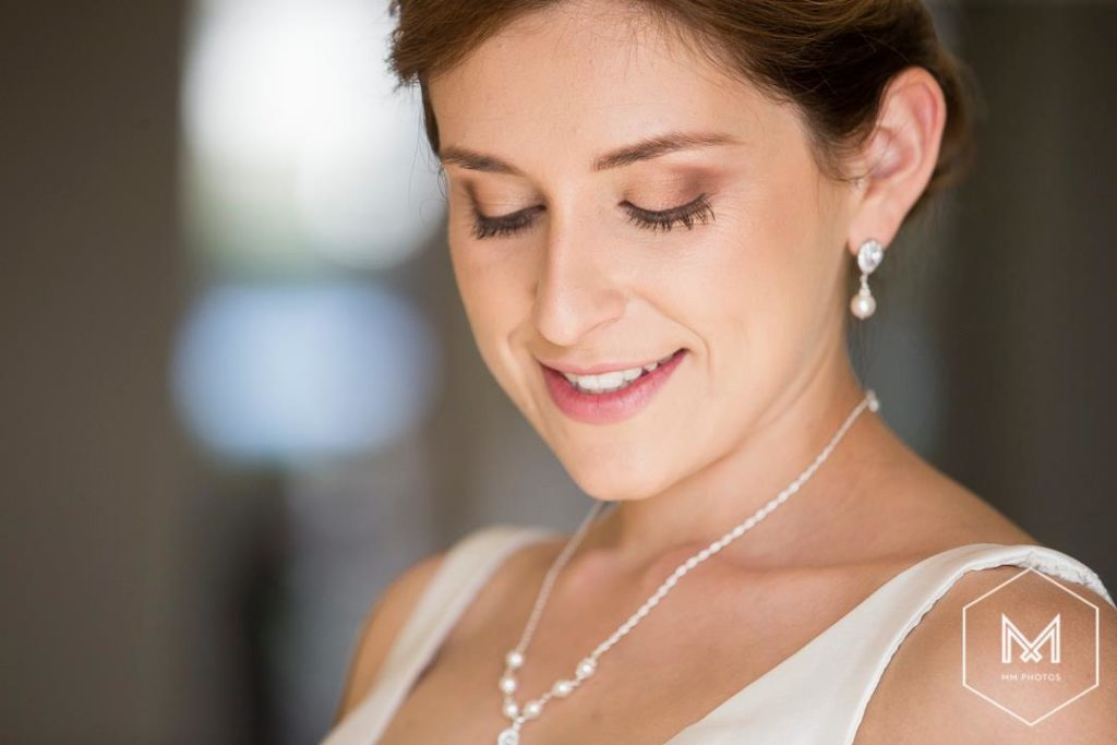 Bridal and wedding natural makeup Noosa Heads